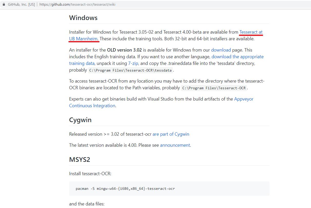 Python에서 Tesseract 사용하기 for OCR   JY Kang's Blog